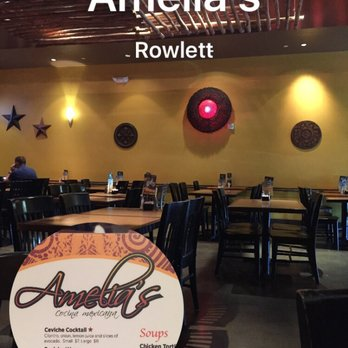 Amelia S Restaurant Rowlett