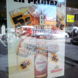 Casa pepe chiuso tapas bar calle de francisco de - Casa pepe sevilla ...