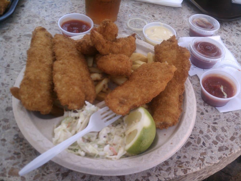 Fish shrimp combo plate yelp for Fish and shrimp near me