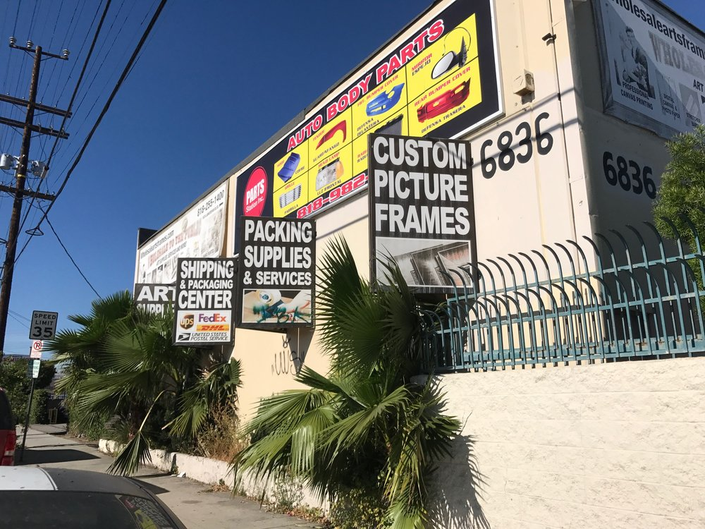 photo of wholesale arts frames north hollywood ca united states - Wholesale Arts And Frames