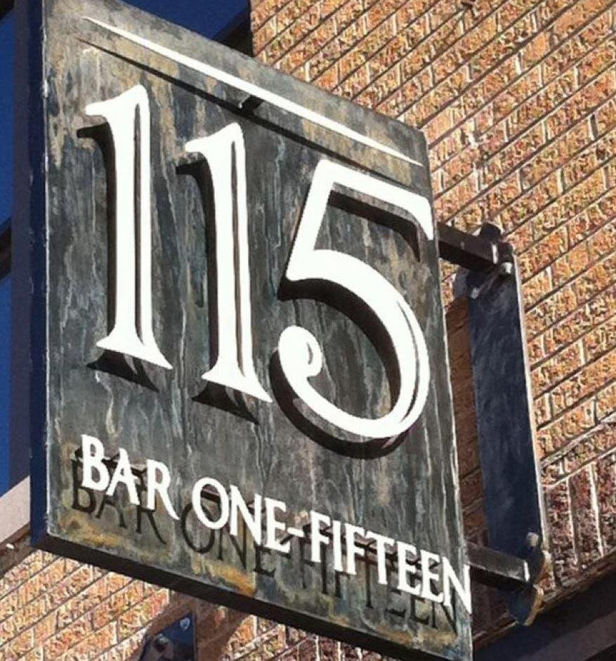 Bar One Fifteen: 115 E Main St, Ardmore, OK