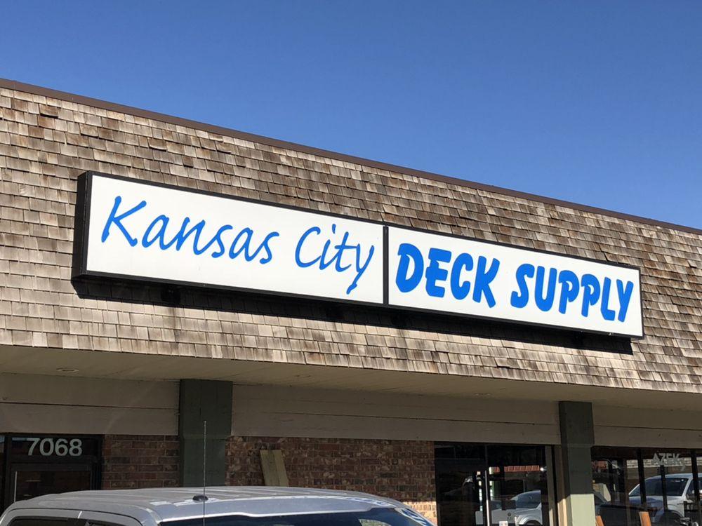 Kansas City Deck Supply: 7068 W 105th St, Overland Park, KS