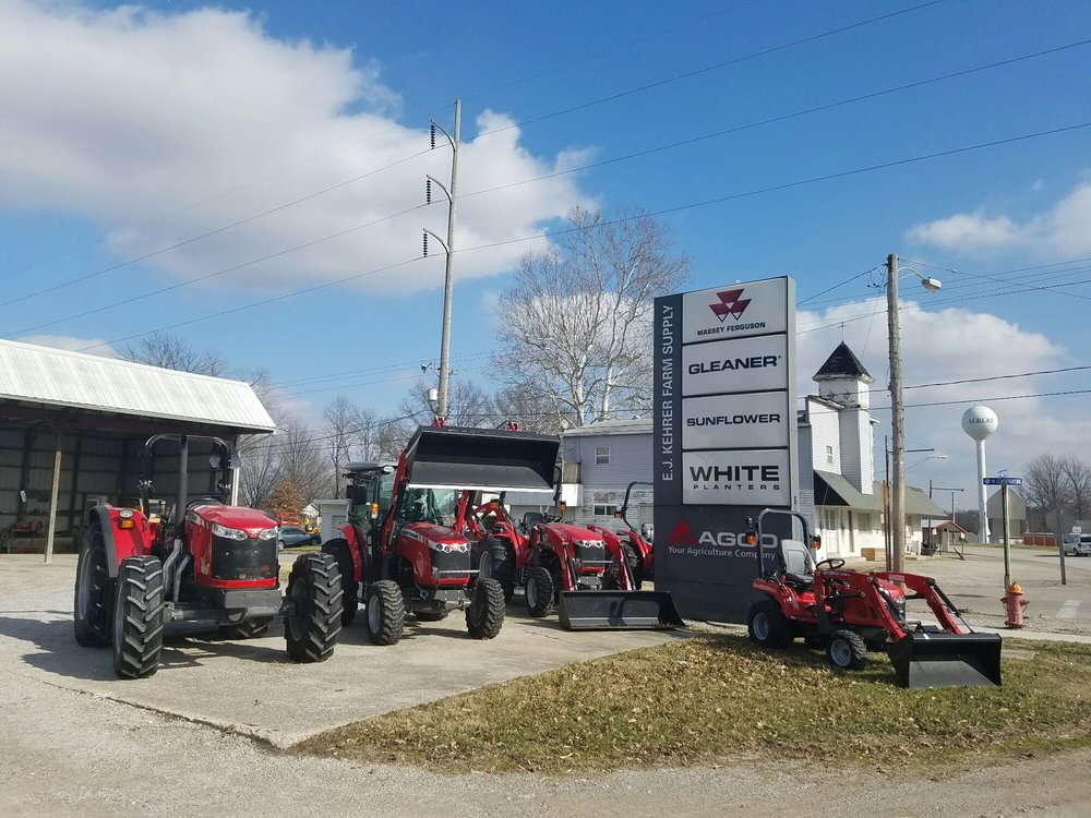 Kehrer E J Farm Supply: 110 N Commercial St, Albers, IL