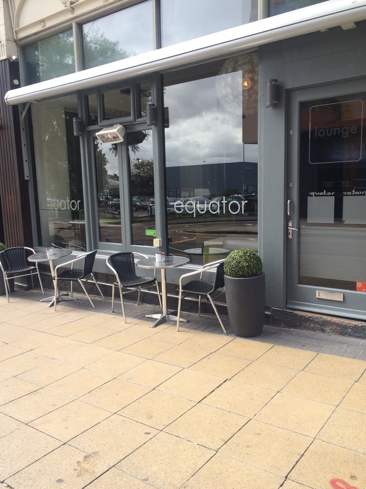 Equator Bar: 123 Hurst Street, Birmingham, XWM