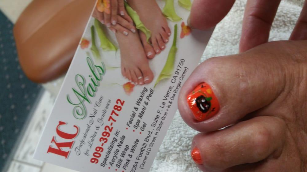Beautiful Silk Wrap Acrylic Nails Images - Nail Paint Design Ideas ...
