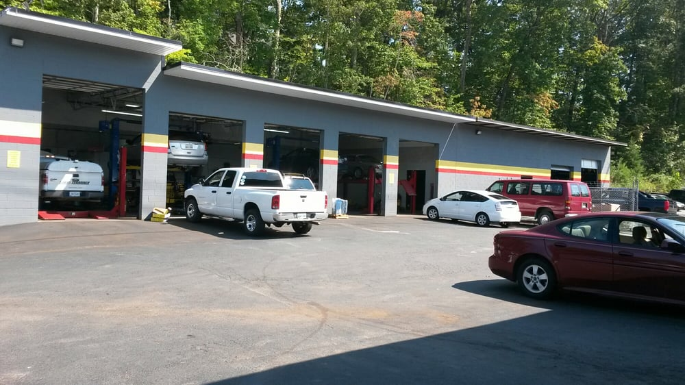 East Ridge Fast Lube: 3208 Ringgold Rd, Chattanooga, TN