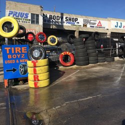 Photo Of Tire Boyz Northridge Ca United States