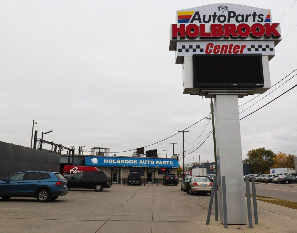 Holbrook Auto Parts - Highland Park - Tires - 71 W McNichols Rd, Highland Park, MI - Phone Number - Yelp