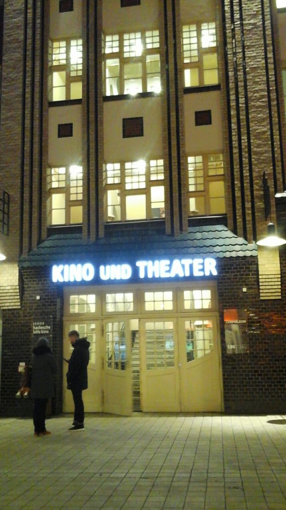 Kino Berlin Hackesche Höfe