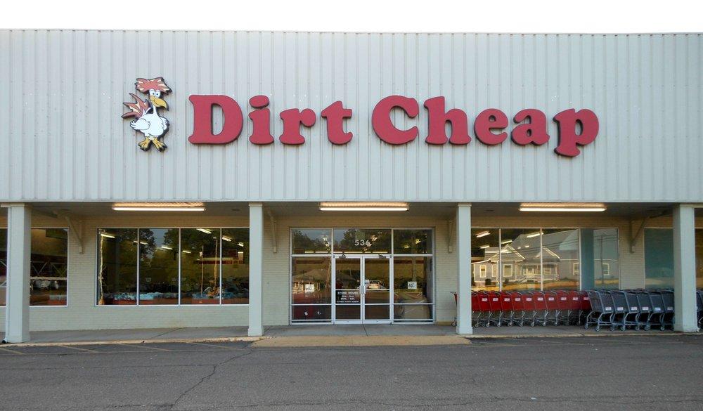 Dirt Cheap: 542 Schwem Ave, Brookhaven, MS