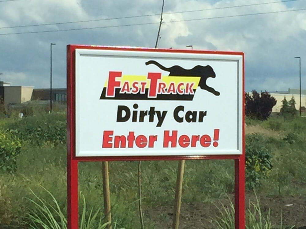 Photos for Fast Track Car Wash - Yelp