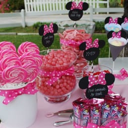 Candy Dish Decor 19 Photos Caterers Oak ForestGarden Oaks