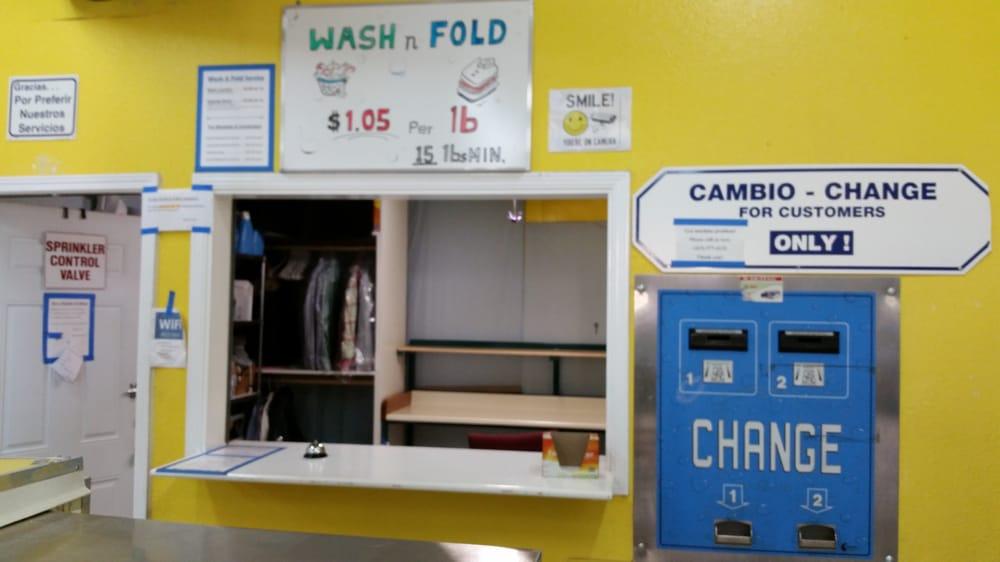 Burbujas Wash and Fold