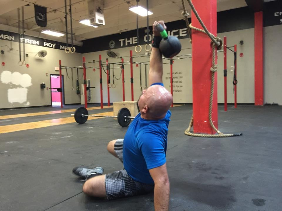 Crossfit Hardcore Central - The Office