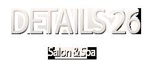 Details Salon & Spa: 6043 26 Mile Rd, Washington, MI