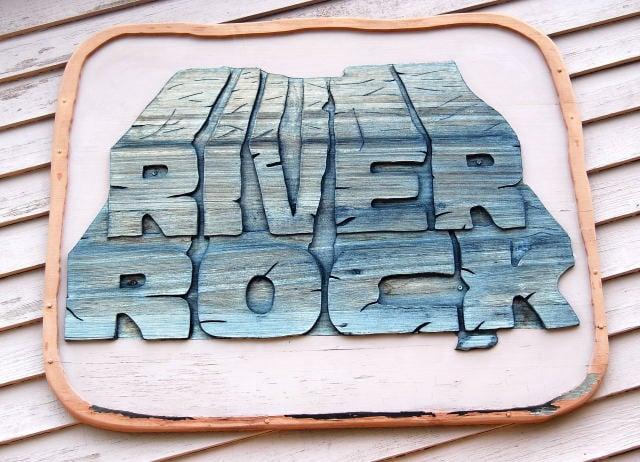 River Rock Restaurant: 1263 W Riverside Dr, Salem, VA