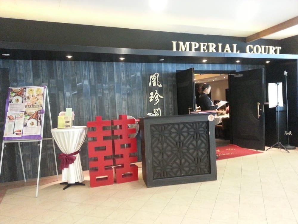 Imperial Court Restaurant Singapore