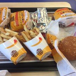16 Burger King