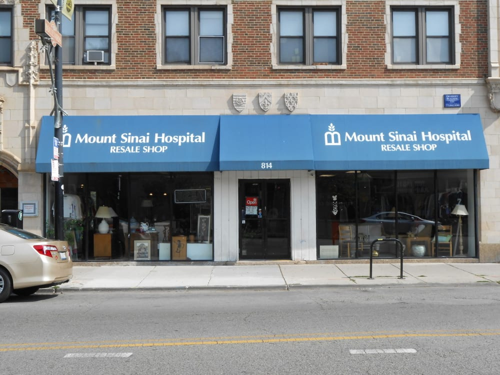 Mount Sinai Hospital Resale Shop 39 Reviews Thrift