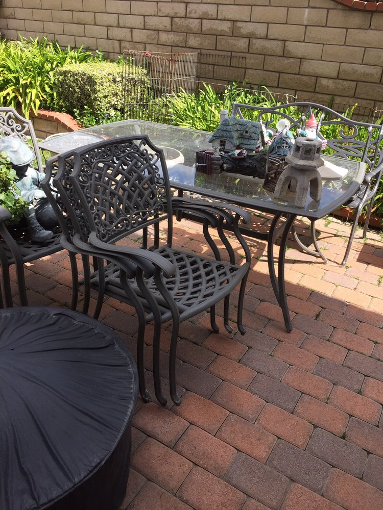 Patio Furniture Repair Nj.Patio Furniture Refinishers 24 Photos 32 Reviews Powder