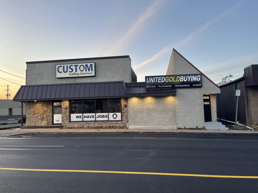 Custom Staffing Solutions: 140 S Wyoming Ave, Kingston, PA