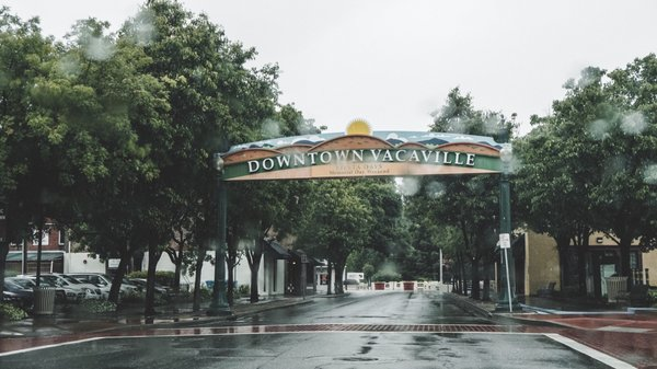 Downtown Vacaville Business District
