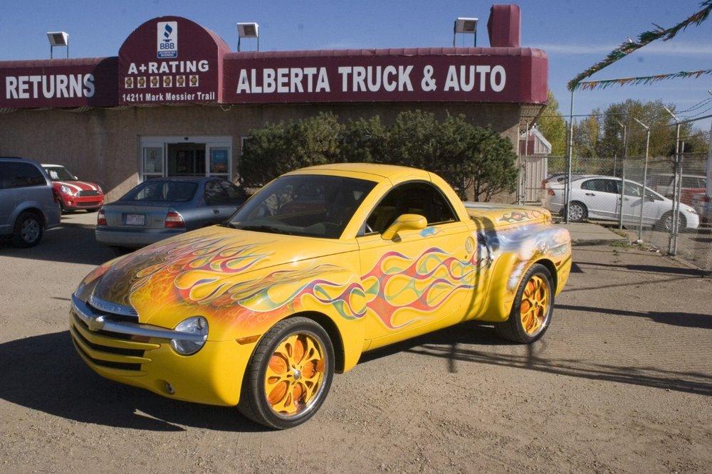 Alberta Truck Auto Car Dealers 14211 Street Albert Trail Nw