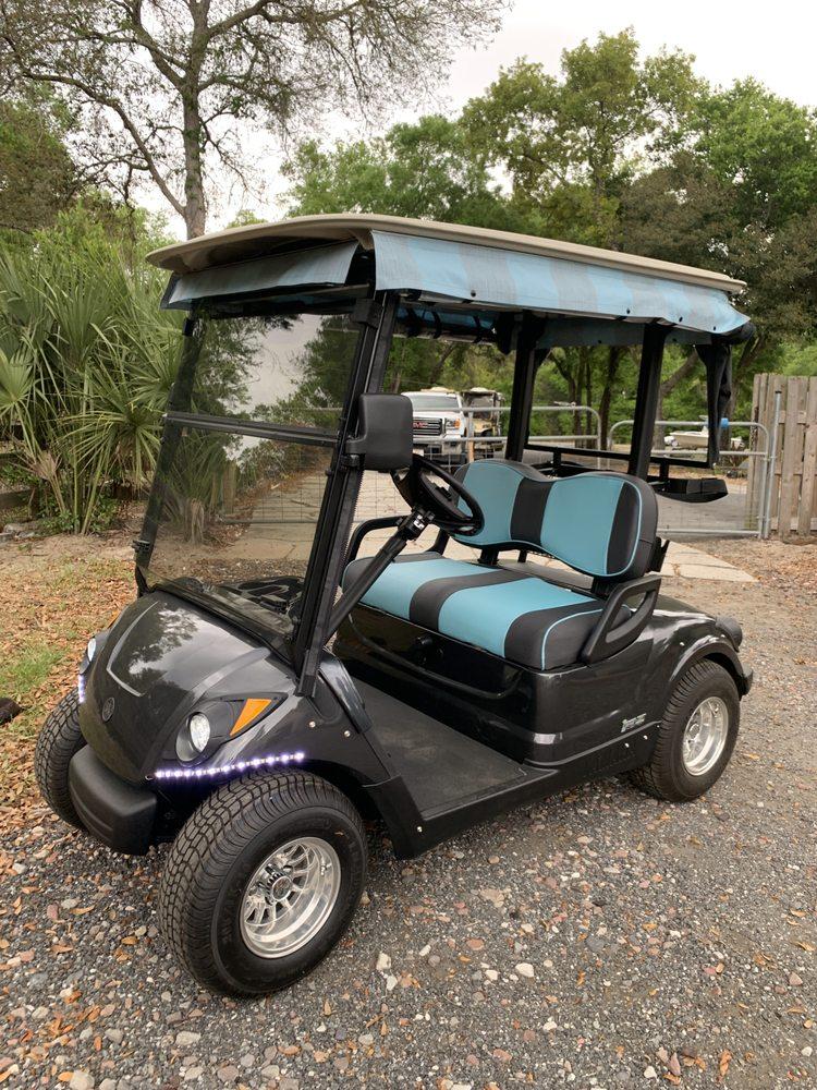 JJ Golf Carts: 38139 Rolling Acres Rd, Lady Lake, FL