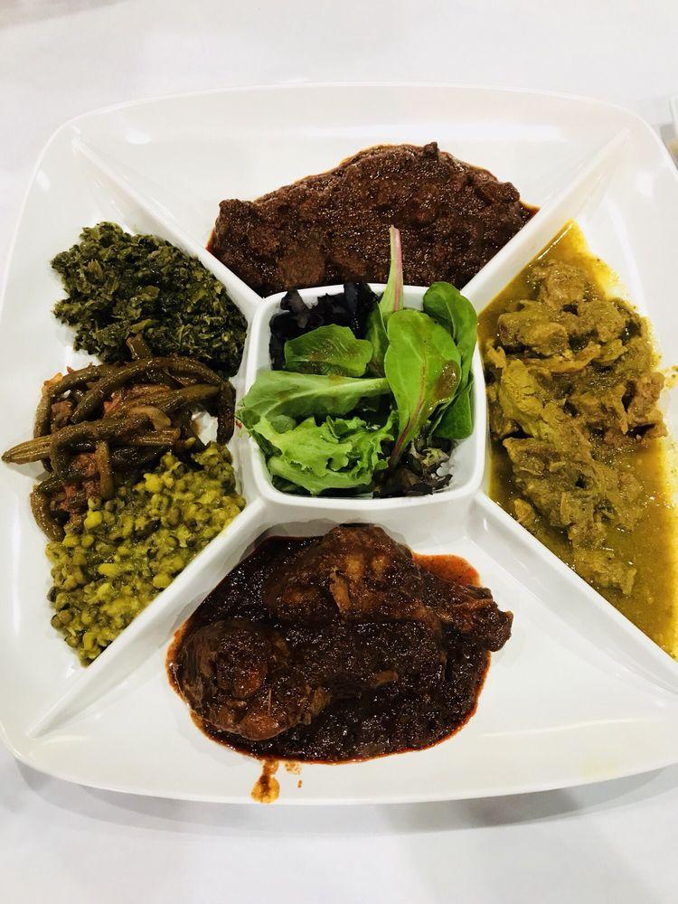 Taste of Ethiopia: 28639 Northwestern Hwy, Southfield, MI