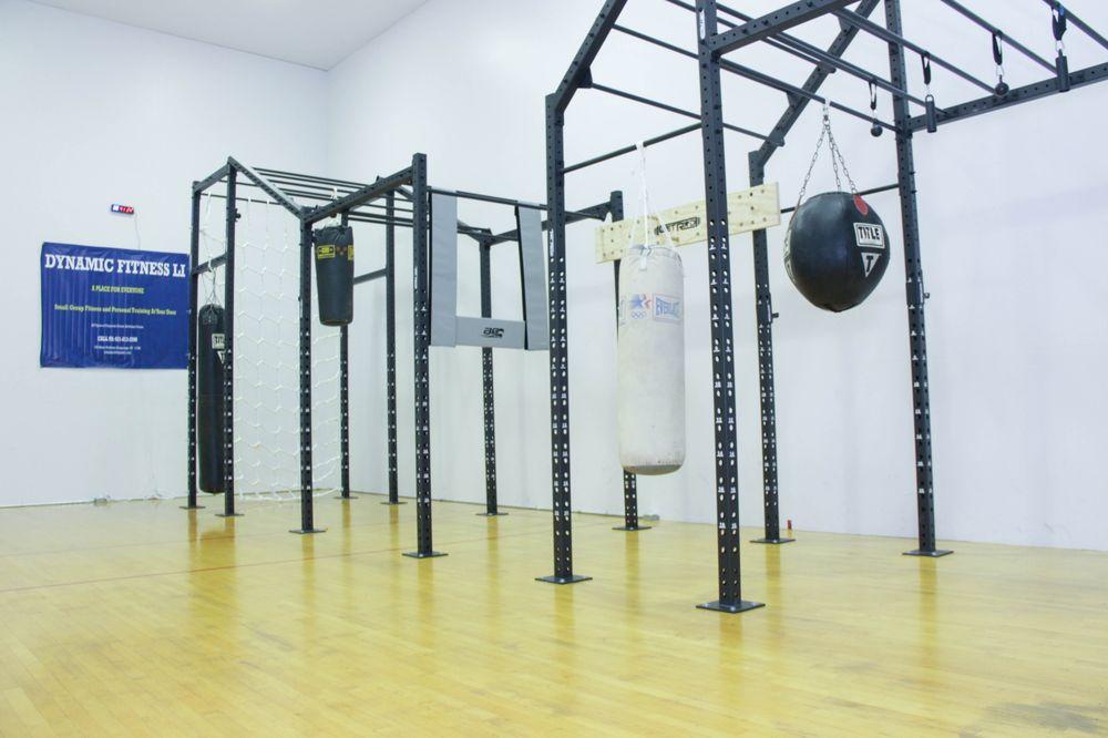 Dynamic Fitness Long Island: 150 Motor Pkwy, Hauppauge, NY