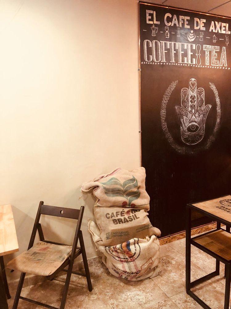 El Café de Axel: Carrer Sant Joan Baptista 6, Benidorm, A