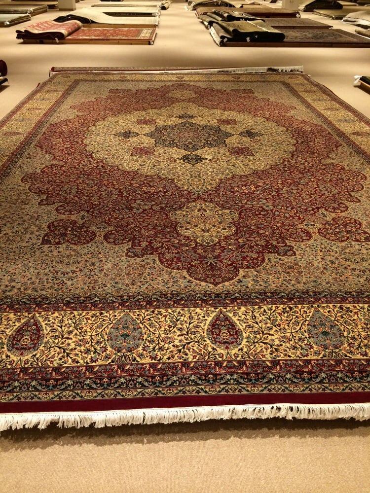Zaki Oriental Rugs: 600 S Main St, High Point, NC