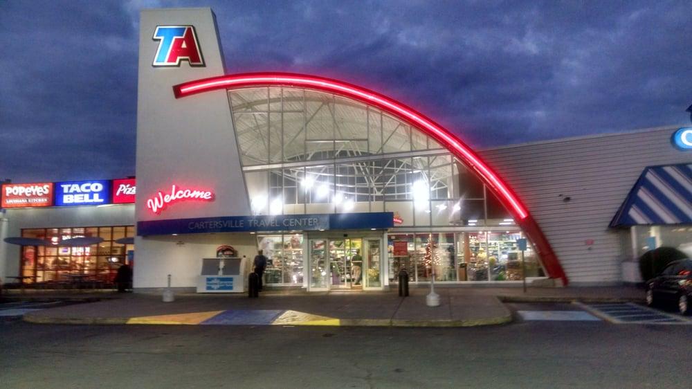 The Ta Travel Center Yelp