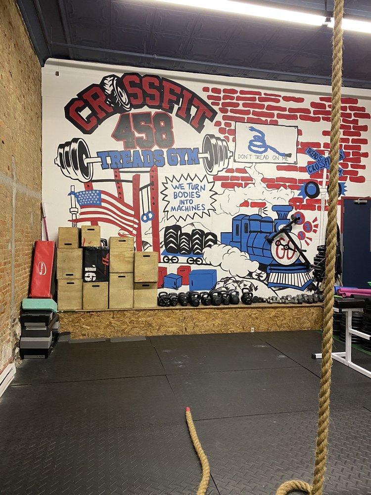 CrossFit 458: 135 E Main St, Leipsic, OH