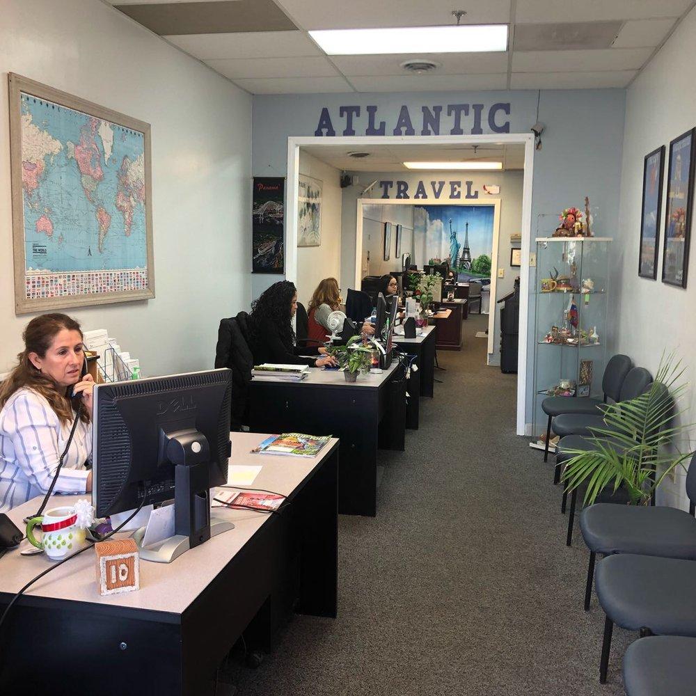 Atlantic Travel Agency Travel Agents 1446 Dorchester Ave Dorchester Dorchester Ma United