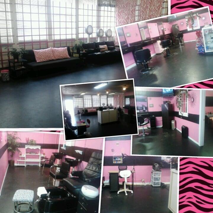 Glamour n glitz hair salon parrucchieri 318 27th st for 27th street salon