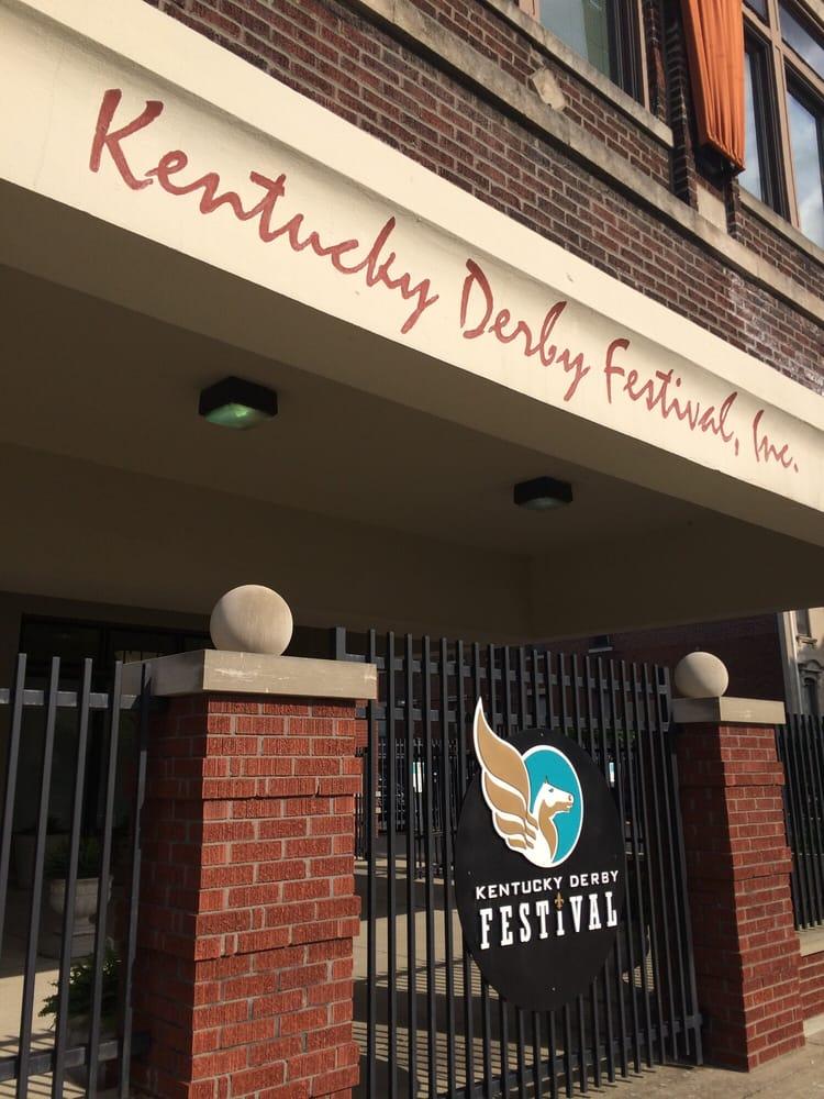 Kentucky Derby Festival: 1001 S 3rd St, Louisville, KY