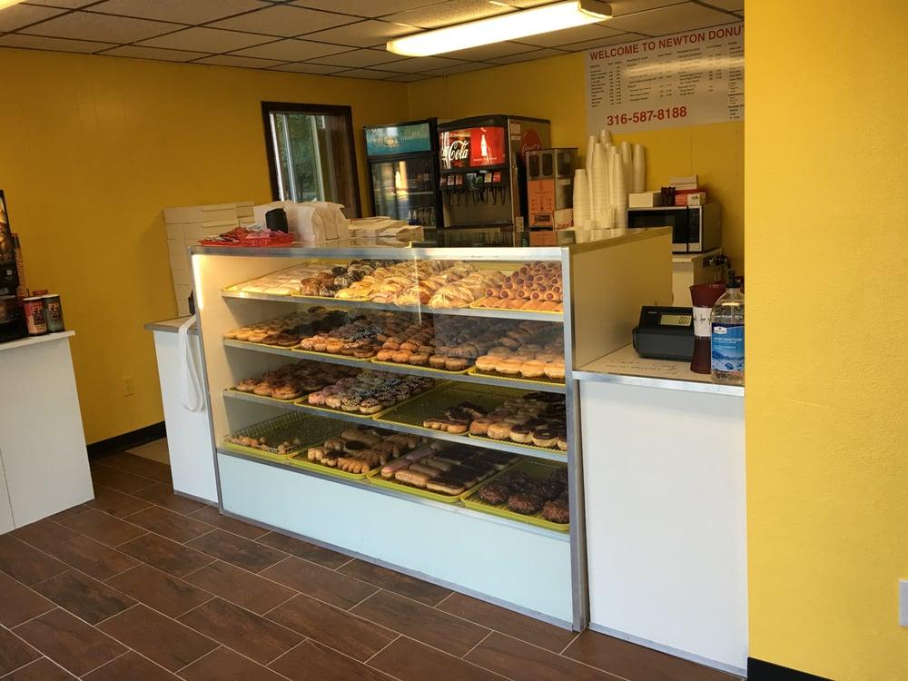 Newton Donuts: 1710 N Main St, Newton, KS