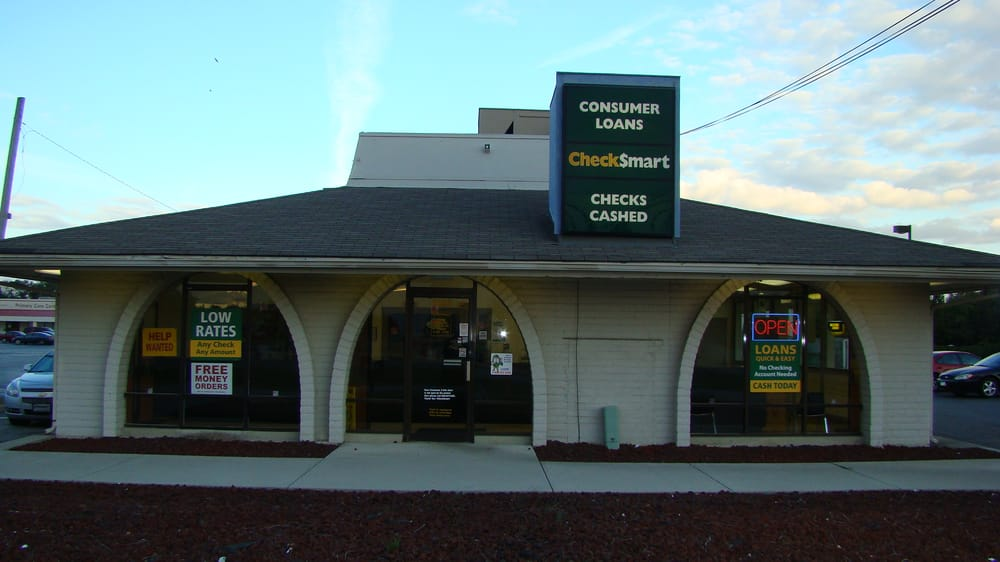 Check$mart - Cheque Cashing/Pay-day Loans - 2824 S. Hamilton Rd., Southeast, Columbus, OH ...