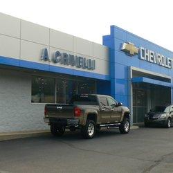 A Crivelli Chevrolet Subaru Auto Repair 768 Allegheny