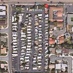 Siesta R V Park 409 Palm Ave Ofc Imperial Beach Ca