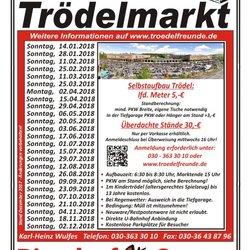 flohmarkt lГјbeck termine 2019