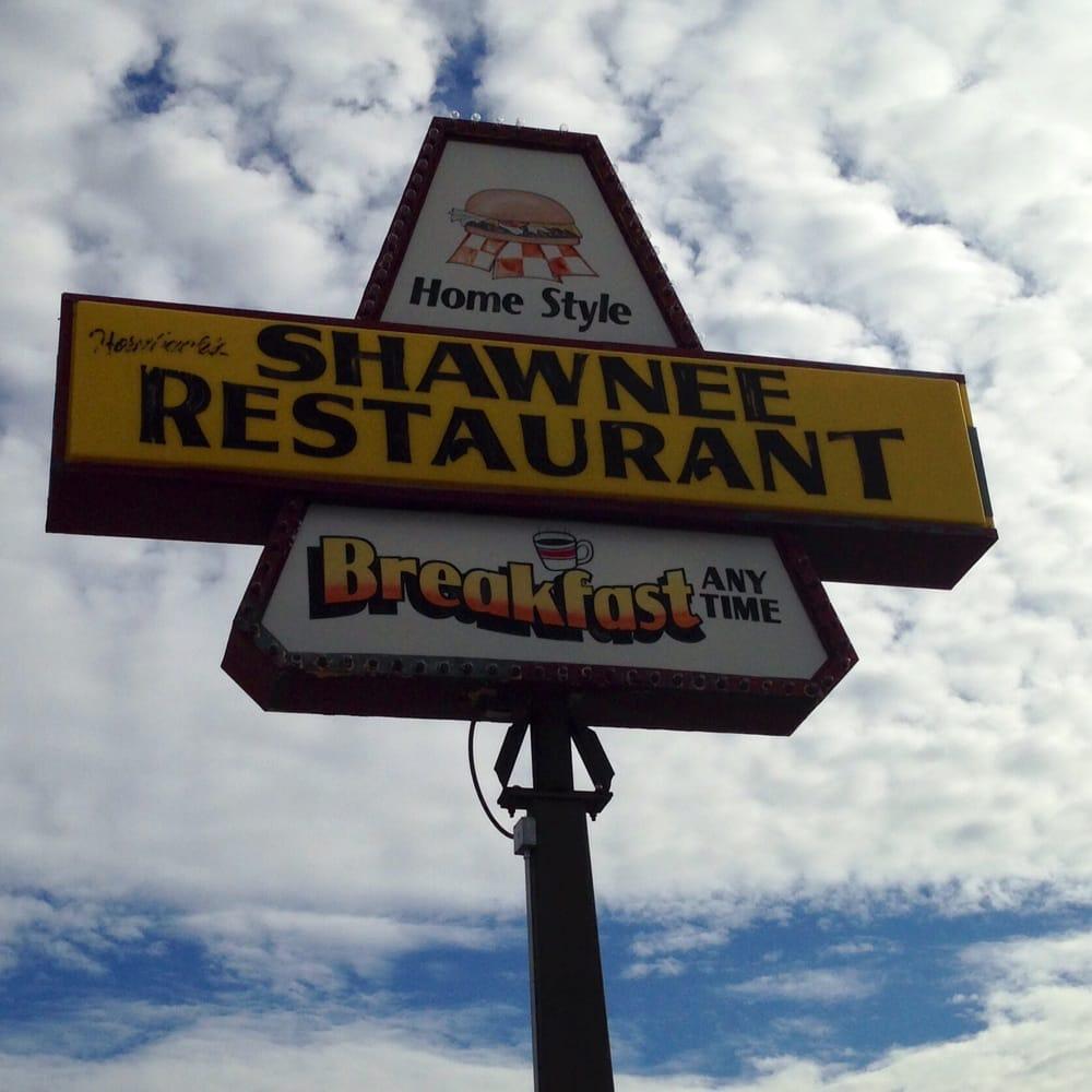 Hornback's Shawnee Restaurant: 2010 W Shawnee St, Muskogee, OK