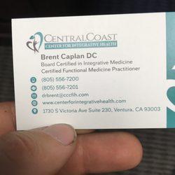Central Coast Center For Integrative Health - 19 Reviews