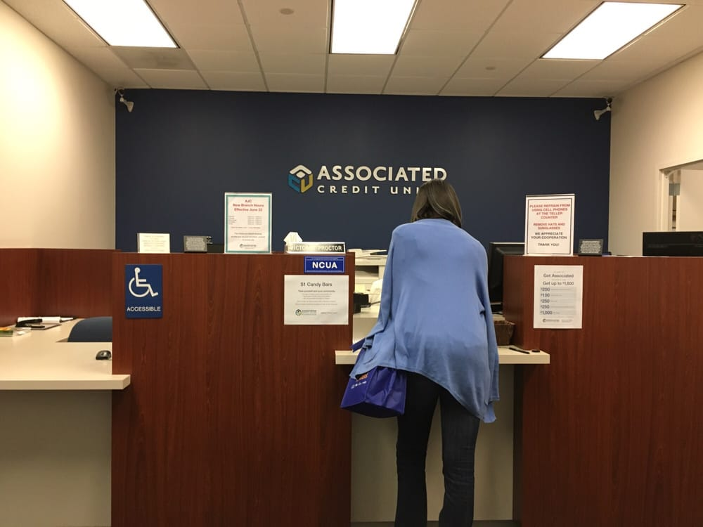 Associated Credit Union: 223 Perimeter Center Pkwy NE, Dunwoody, GA