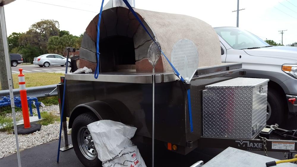 Flame Stone Pizza: Tampa Bay, FL