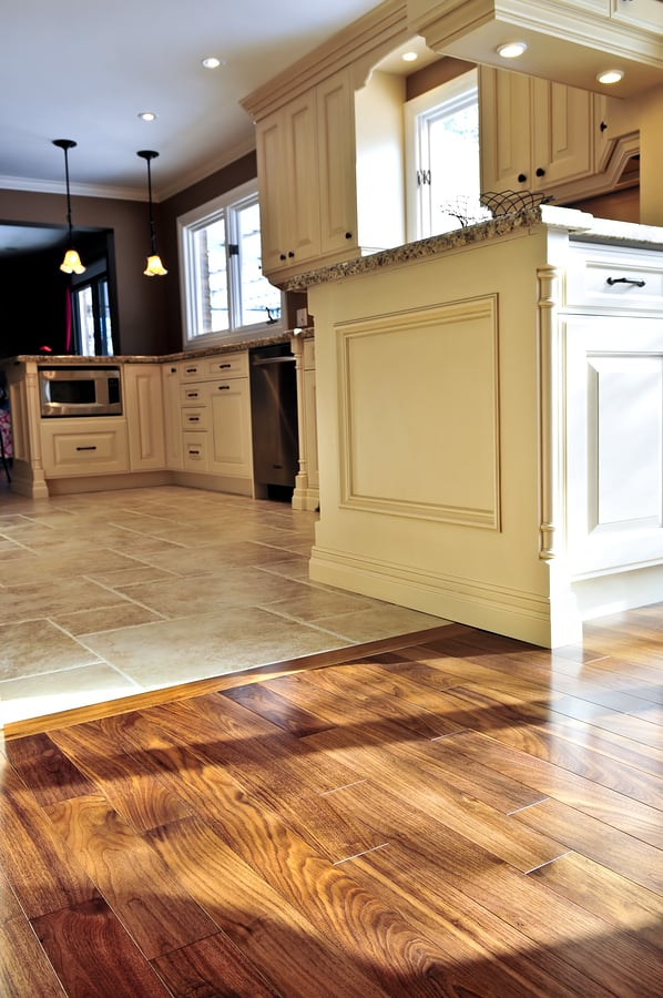 Ceramic Tile And New Hardwood Flooring A Great Combination Yelp