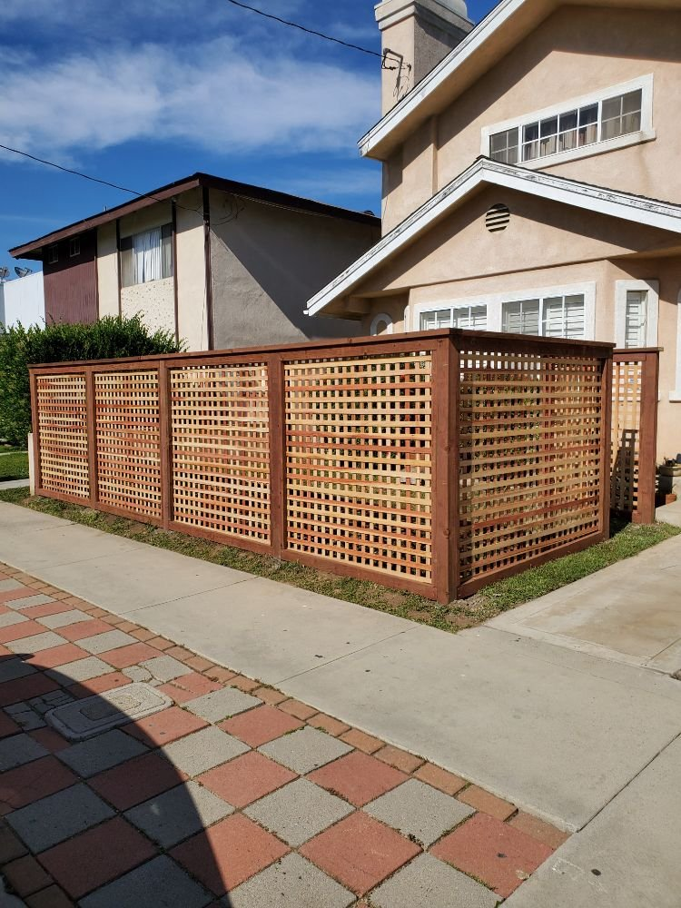 Cuadras Fence: Compton, CA