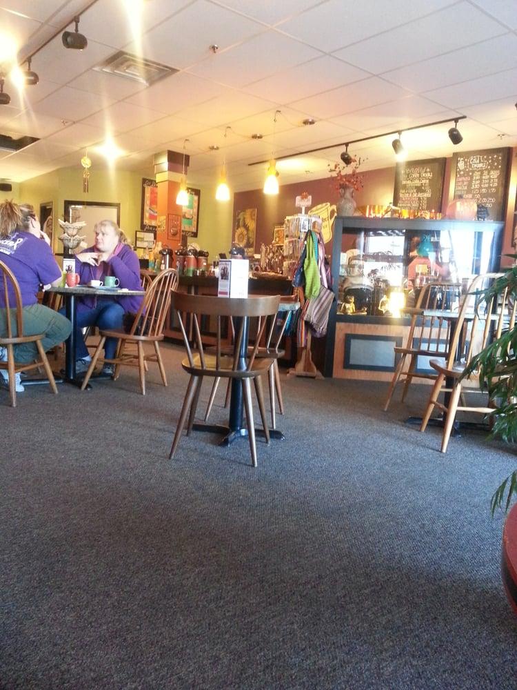 Perks Coffee Cafe: 104 W 8th St, Monroe, WI