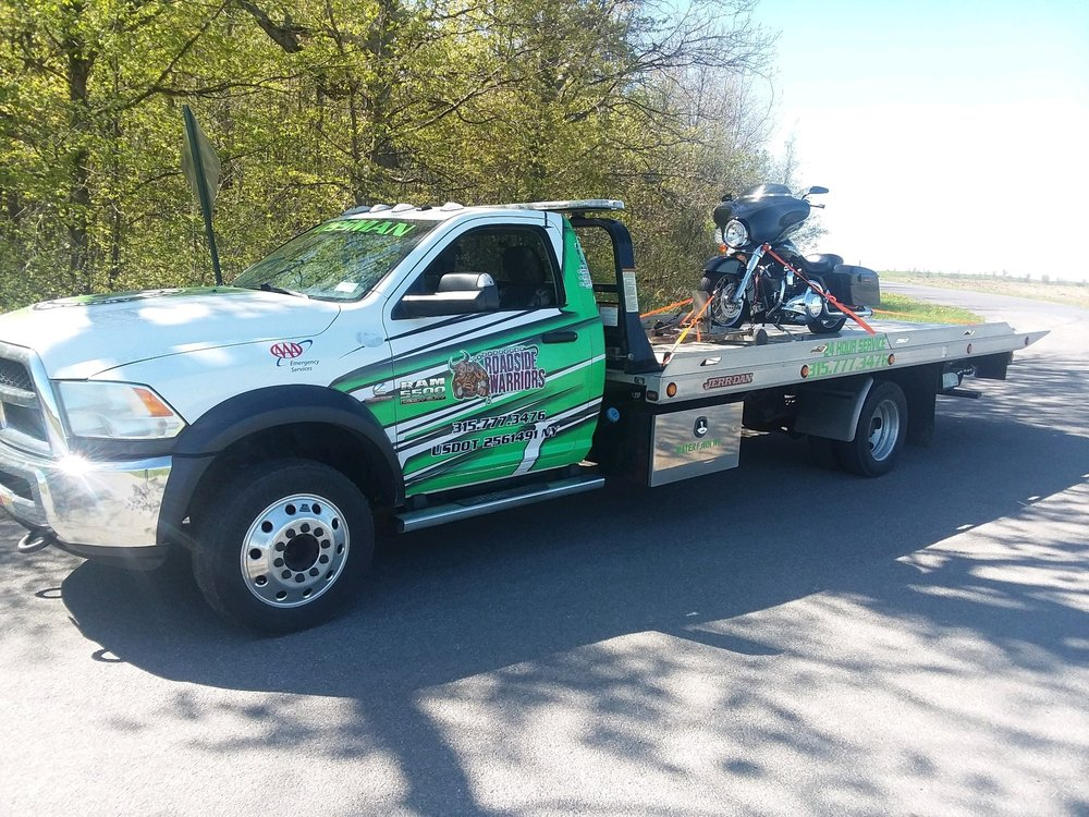 Towing business in Watertown, NY